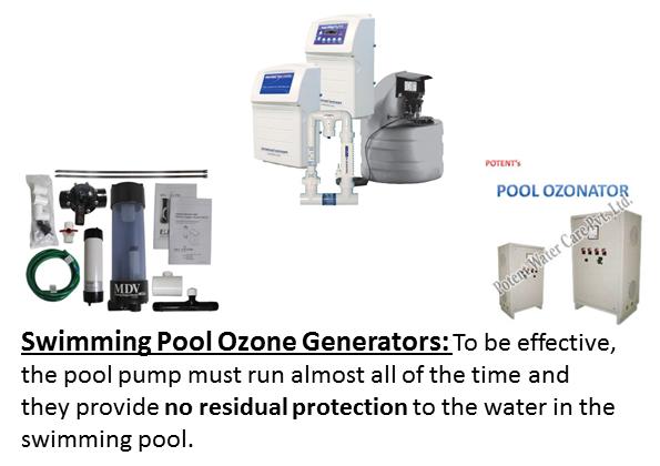 Ozone Generators | Swimming Pool Bio Sanitizer