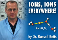 What is a ion? What do ions do?