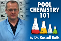 What are the chemicals in your swimming pool?