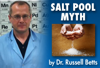 Discover what Salt Pools are really about.