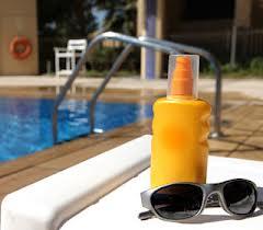 Chlorinated Sunscreen