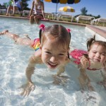 CDC: Don't swallow the water you swim in your pool, it's full of germs!